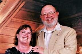 George and Karen McDanel today