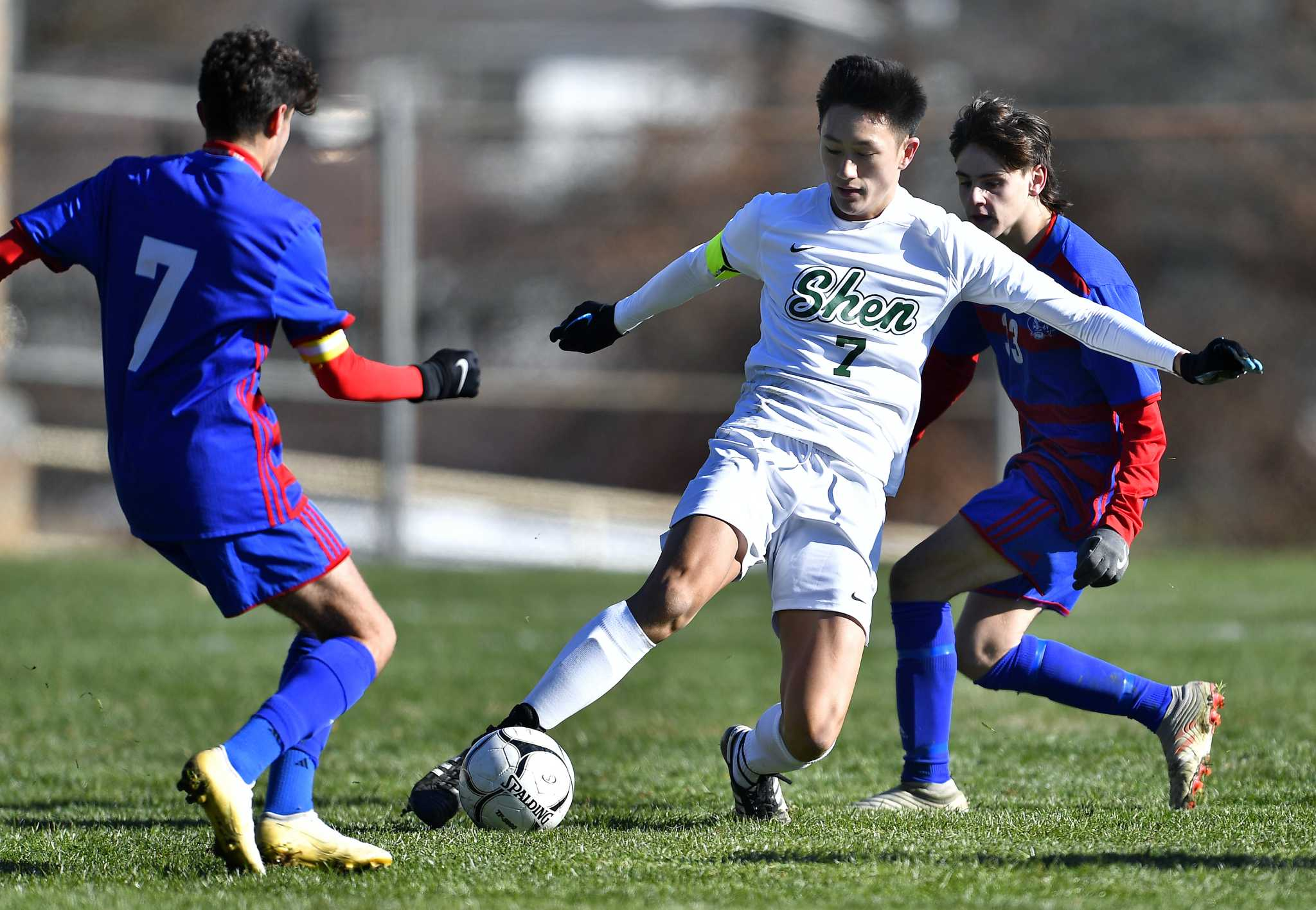 Shenendehowa boys' soccer loses in double overtime