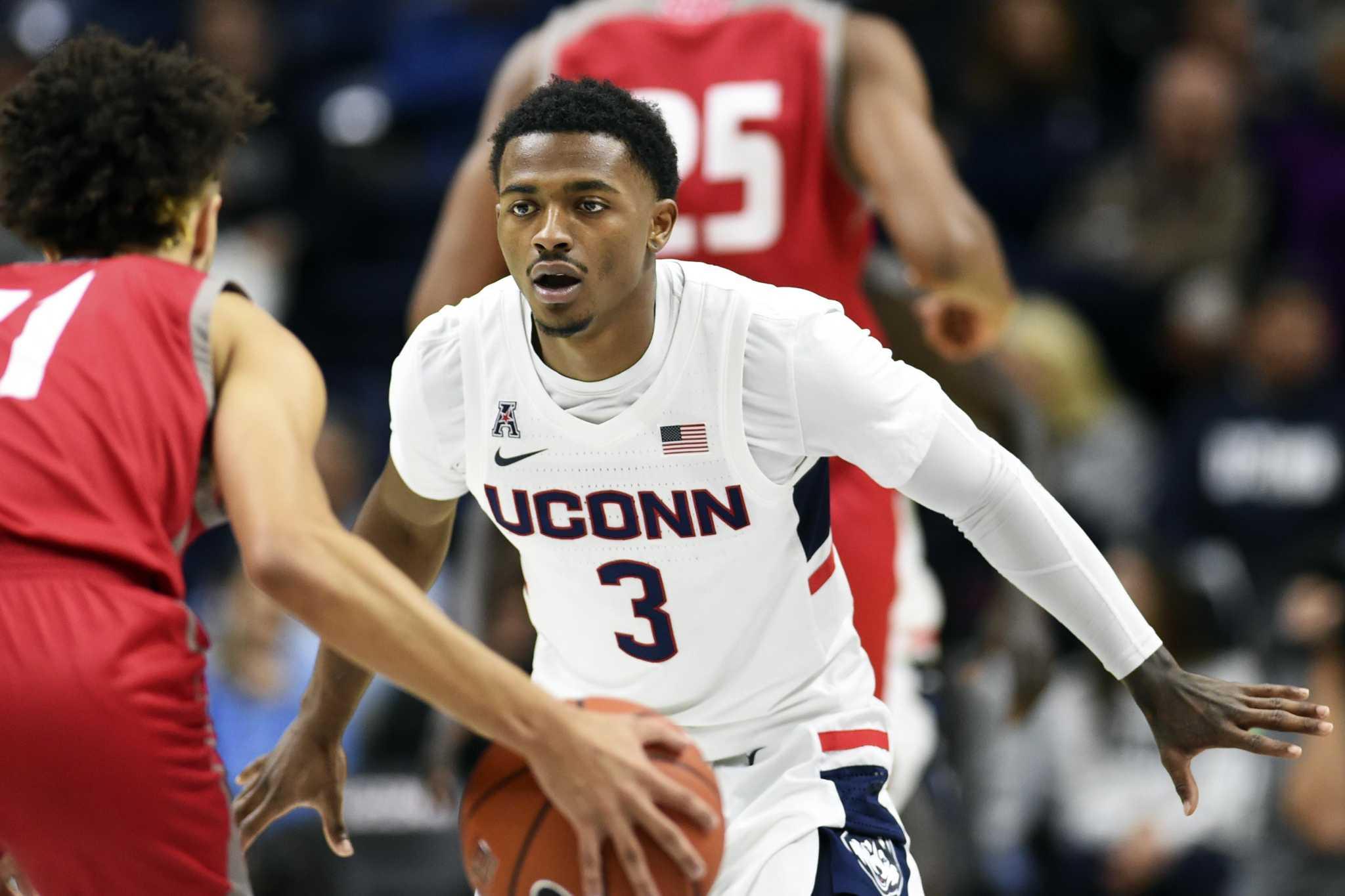 Men's basketball gameday: No. 15 Florida at UConn