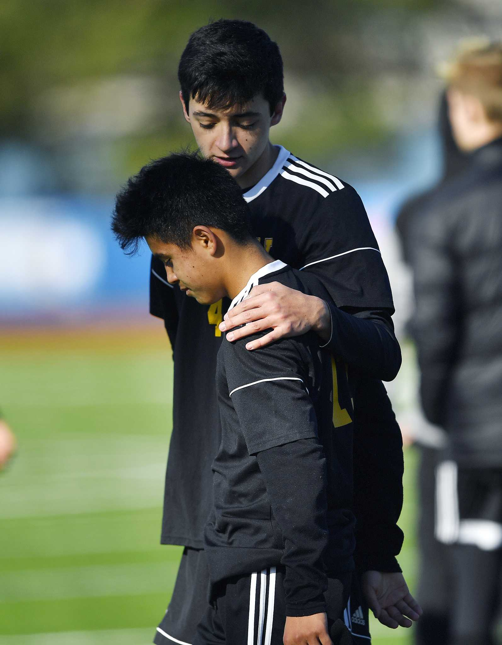 Voorheesville boys' soccer shut out in Class C state semifinal