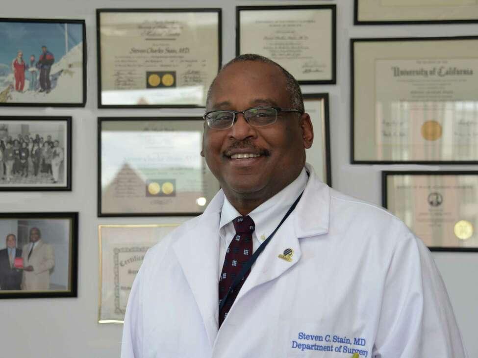 Dr Steven Stain