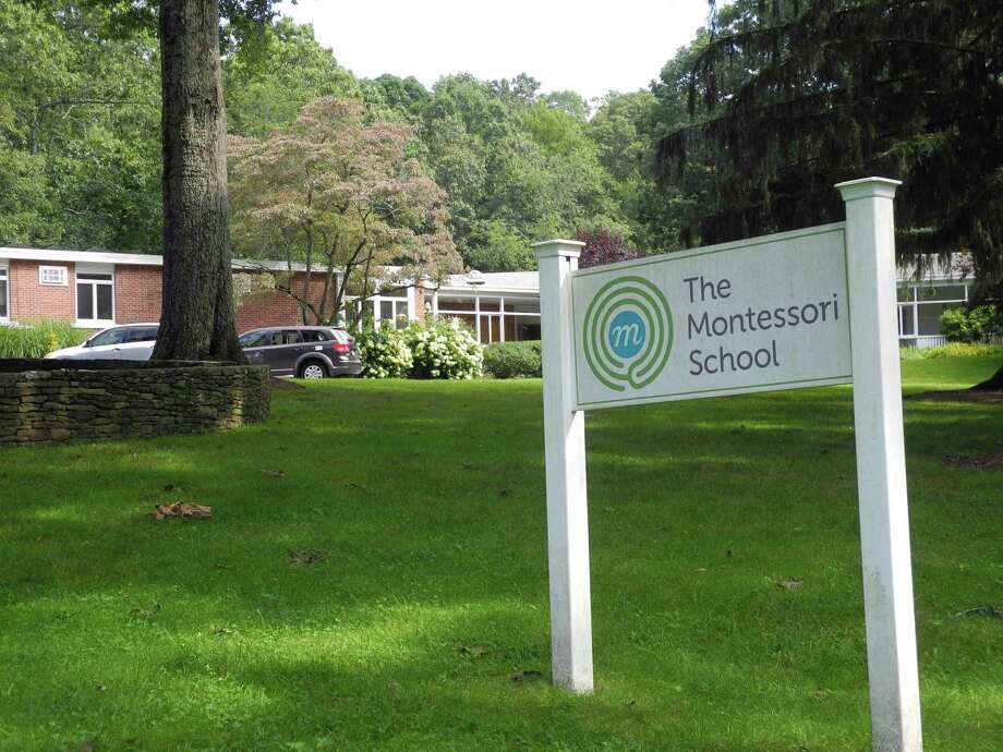 The Montessori School on Whipple Road in Wilton has entered into a stipulated judgment with the Planning and Zoning Commssion involving the additons of grades 7 and 8. Photo: Jeannette Ross / Hearst Connecticut Media / Wilton Bulletin