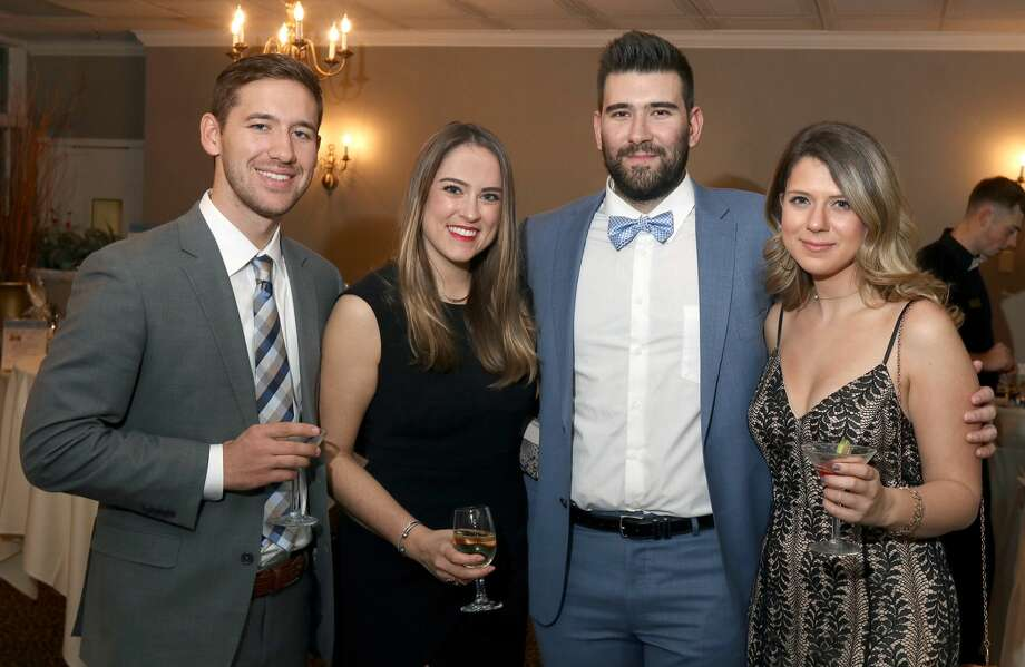 Were you seen atThe Community Caregivers 25th  Annual Galahonoring Sheriff Craig Apple and The Albany Guardian Society on  Saturday, Nov. 16, 2019? Photo: Joe Putrock/Special To The Times Union
