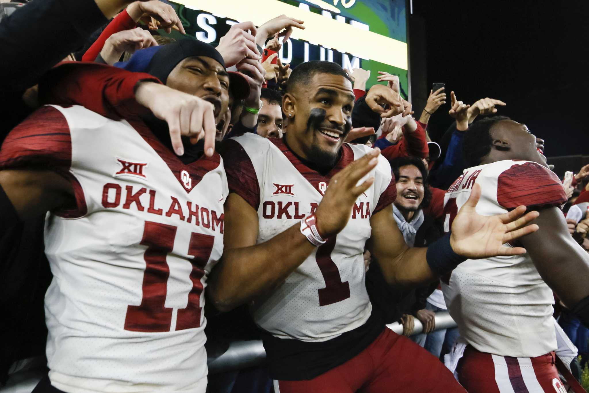 Creech: Looking at the bigger picture after the Baylor-Oklahoma showdown
