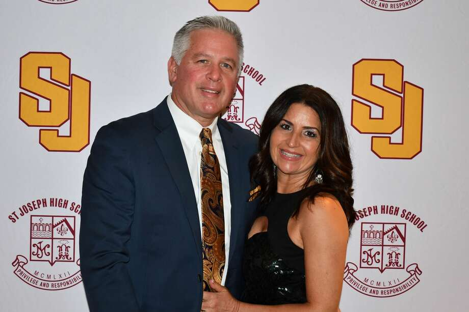 St Joseph High School in Trumbull held its Maroon & Gold Gala on November 16, 2019. Guests enjoyed cocktails, dinner, live music and auctions to benefit St. Joe's Scholarship Fund. Were you SEEN? Photo: Vic Eng / Hearst Connecticut Media Group