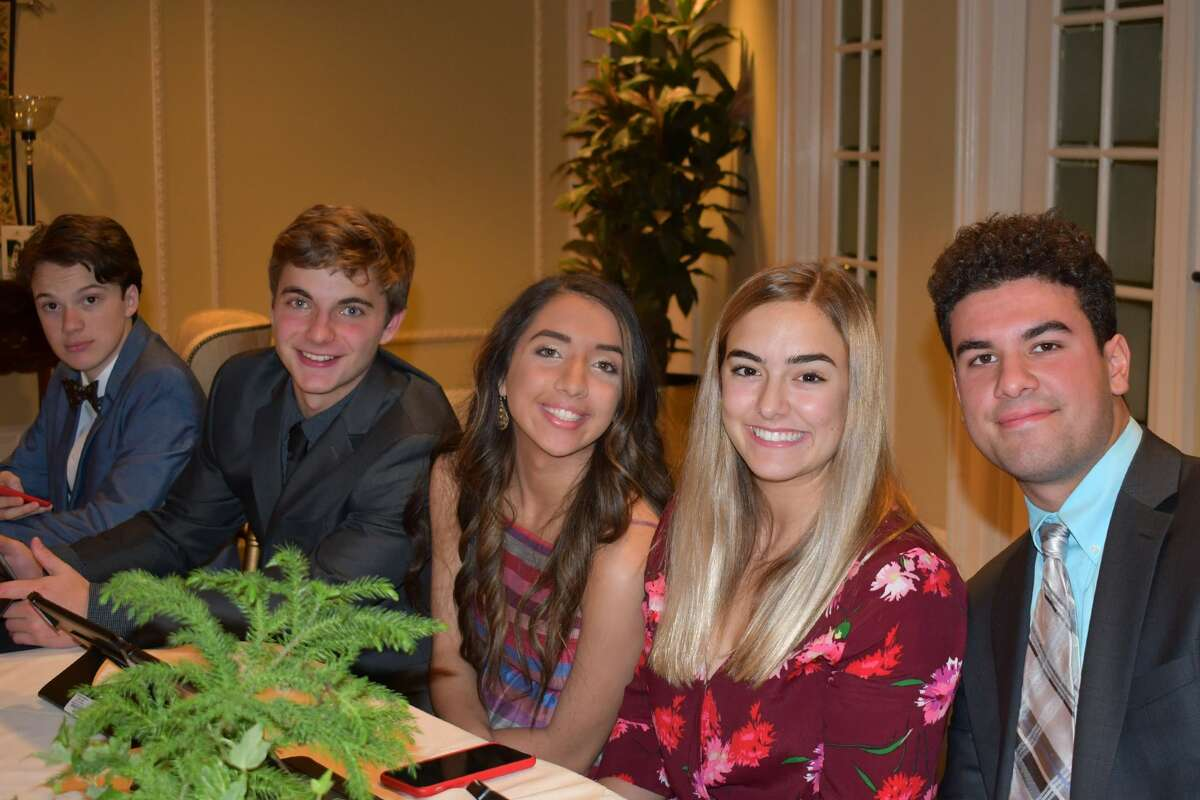 St Joseph High School in Trumbull held its Maroon & Gold Gala on November 16, 2019. Guests enjoyed cocktails, dinner, live music and auctions to benefit St. Joe's Scholarship Fund. Were you SEEN?