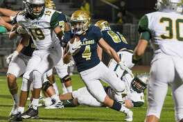 Alexander was eliminated from the playoffs with Saturday's 42-28 loss to McAllen Rowe.