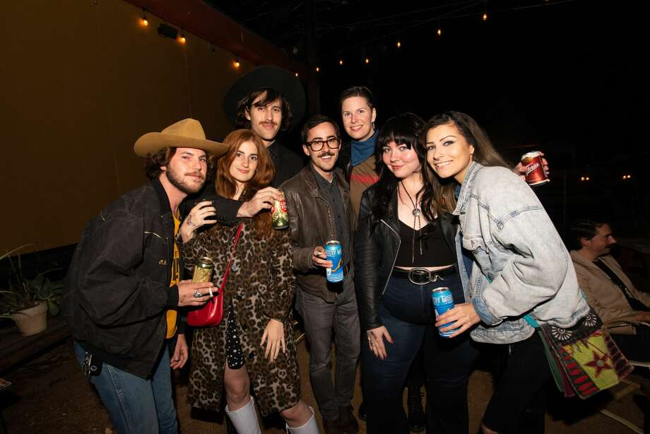San Antonians made their way to the Lonesome Rose in celebration of their one year anniversary on Saturday, November 16, 2019. Photo: Aiessa Ammeter