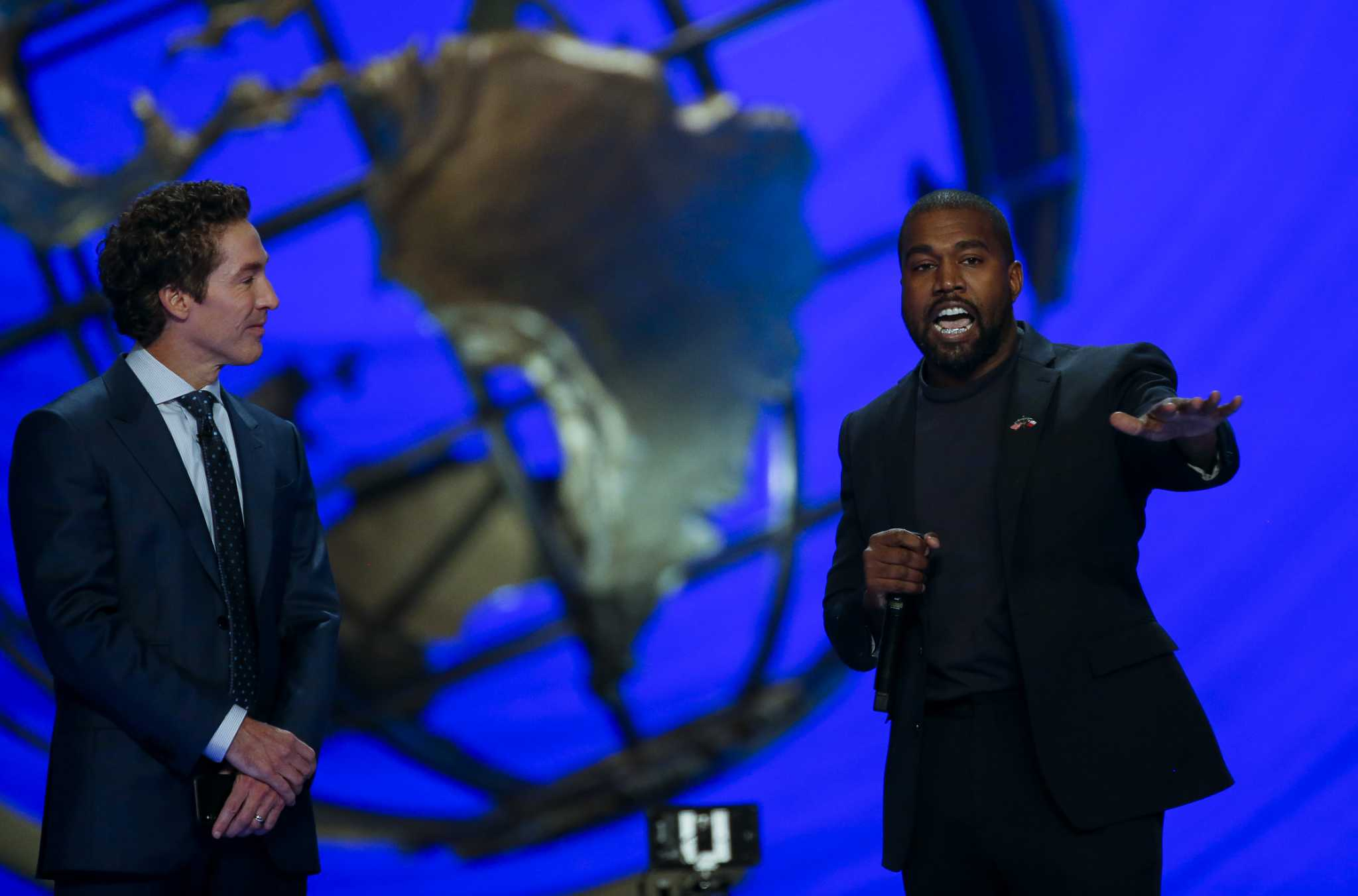 Kanye West and Joel Osteen to reunite for special event at Yankee Stadium