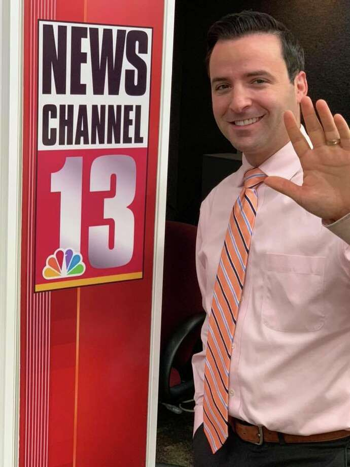 Meteorologist Greg Pollak is leaving WNYT. Keep clicking for at look back at 20 things you didn't know about him. Photo: Courtesy Of Greg Pollak
