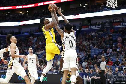 Warriors squander big opportunity as they fall to Pelicans for 7th straight loss