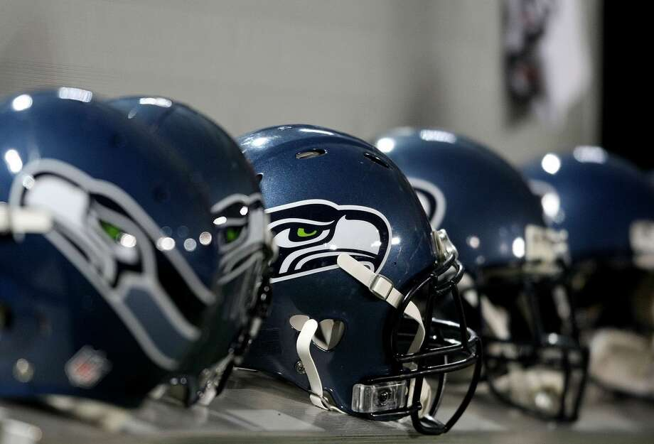 The Seattle Seahawks are promoting quarterbacks coach Dave Canales to pass-game coordinator, and making assistant Austin Davis the new QB coach, according to a report Tuesday Photo: Nick Laham/Getty Images