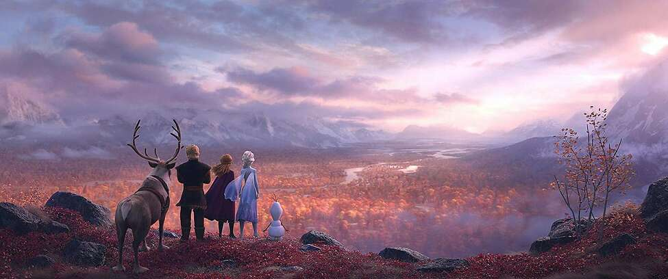 Friday: Frozen II hits theaters. Read a review of the film.