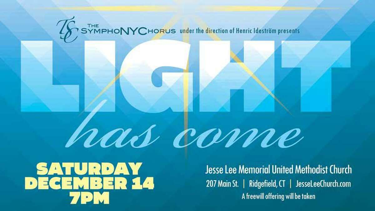 The SymphoNYChorus presents its 12th annual Christmas concert,