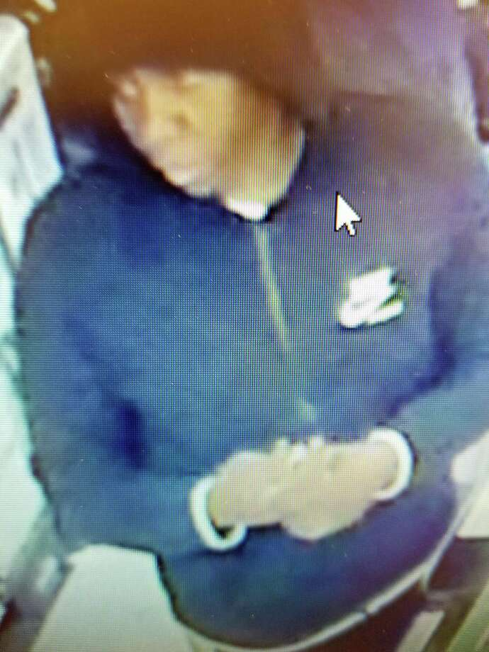 Hamden police are asking the public help to ID a suspect who used counterfeit bills at the Dixwell Avenue Stop & Shop on Friday, Nov. 15, 2019. Photo: Hamden Police Photo