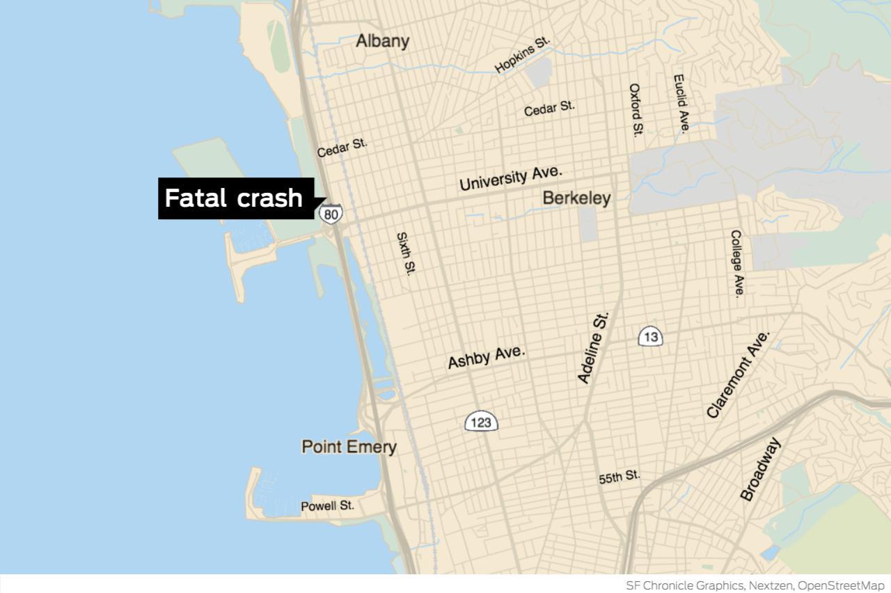 Fatal crash causes severe traffic on I-80 near Berkeley - San Francisco Chronicle