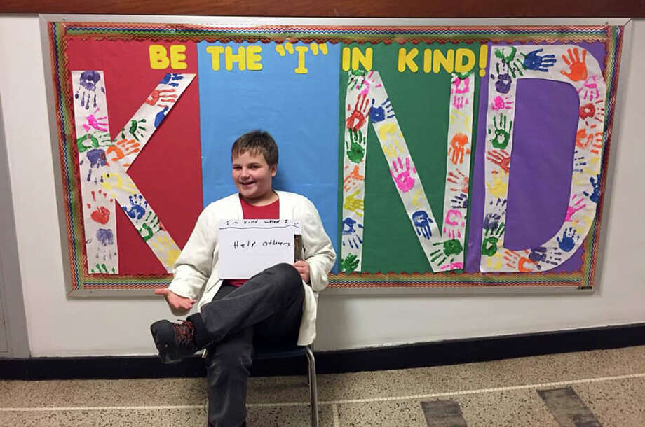 In an effort to spread kindness, Crossroads Charter Academy students shared how they are kind toward others. Here is what they came up with… Photo: Photo Courtesy Of Crossroads Charter Academy
