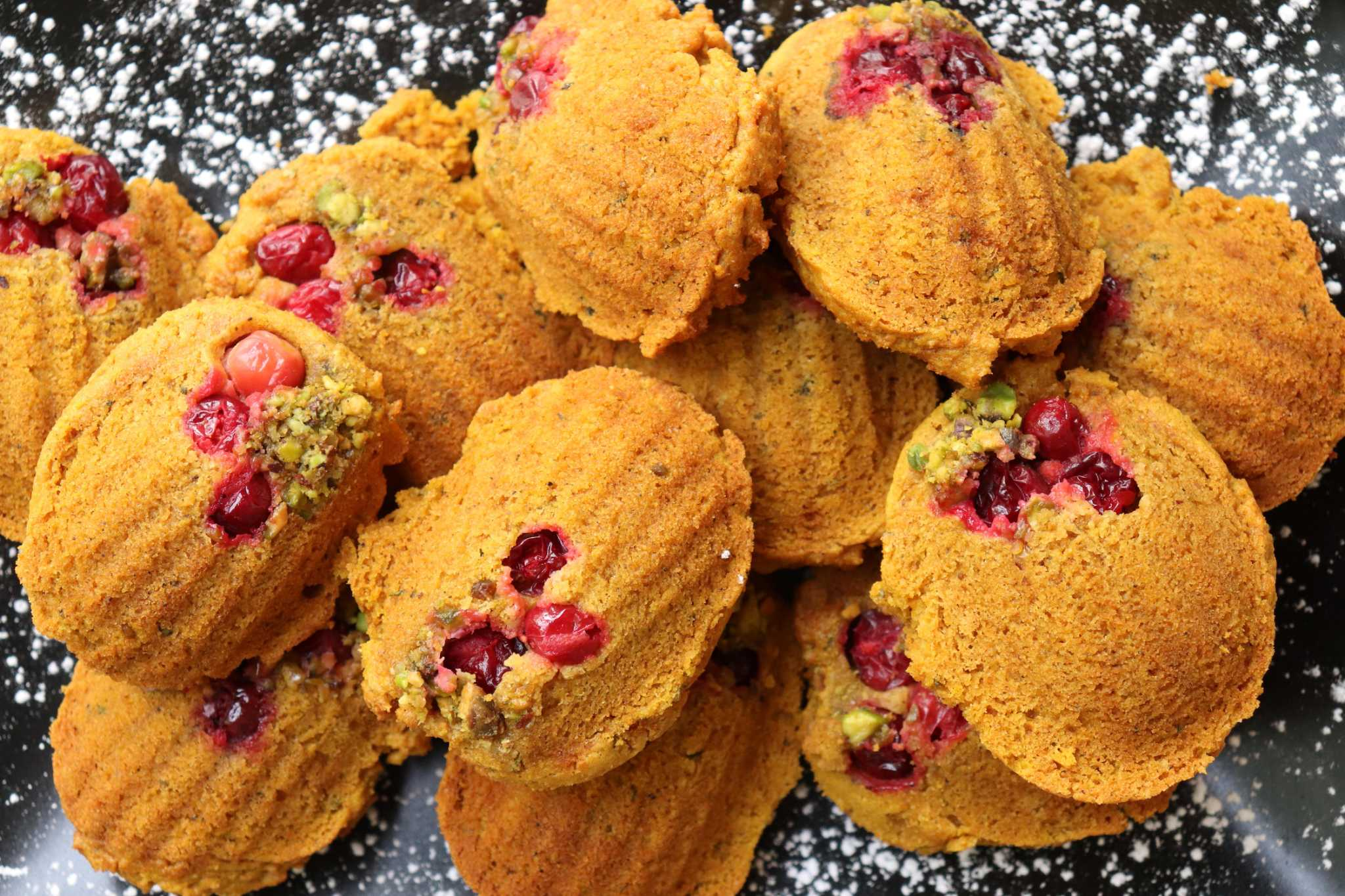 Maple Mesquite Madeleines make perfect holiday cakes - Houston Chronicle