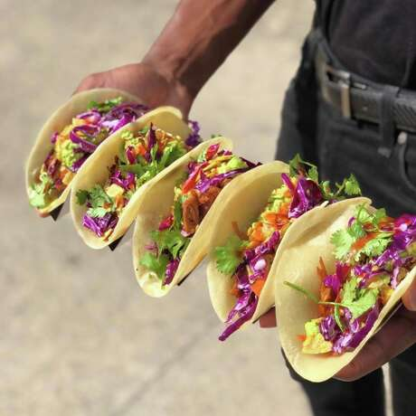 Trill Taco recently opened in Missouri City and offers tacos that are named after some of Houston's biggest rap stars.