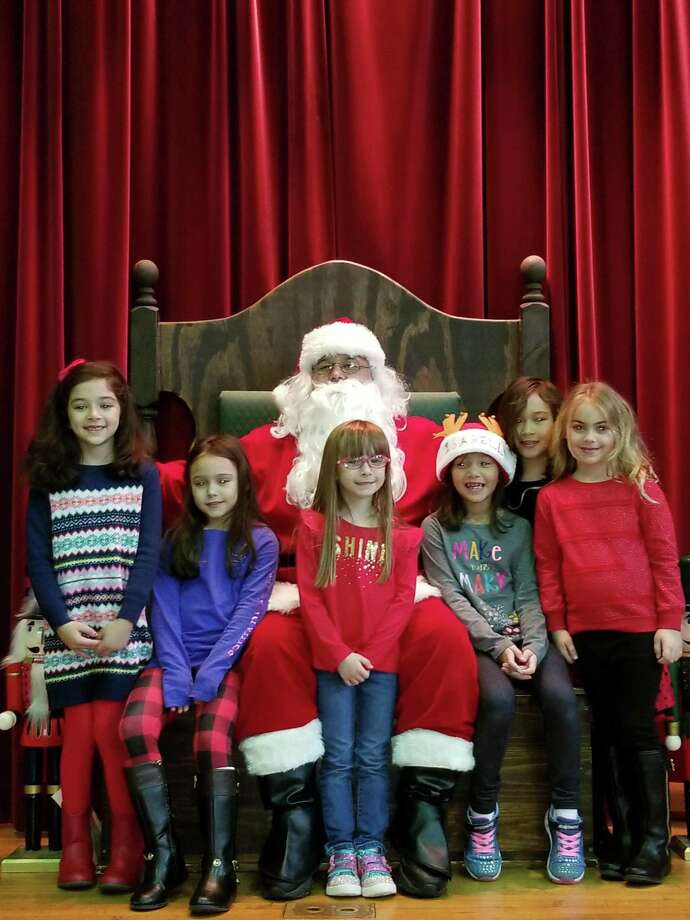 St. Mary School, 72 Gulf St. will host a Breakfast with Santa on Sunday, Dec. 8, from 7:30-11:30 a.m. Photo: Contributed Photo.