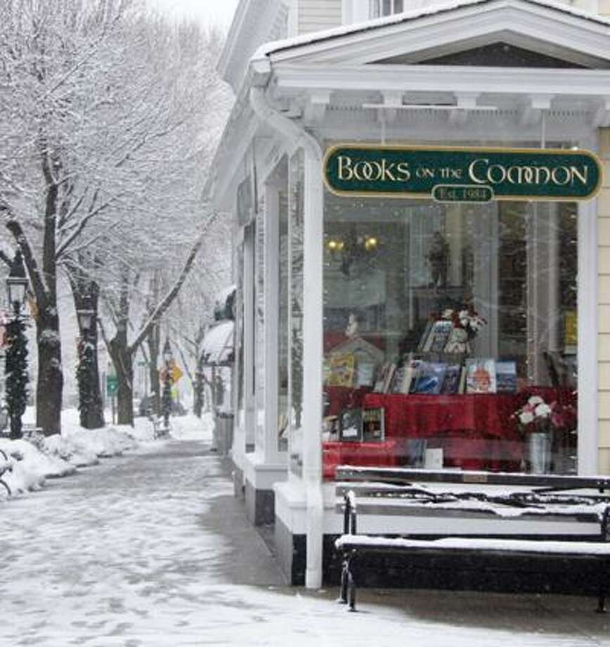 The annual Library Days at Books on the Common will take place Nov. 29-Dec. 1. Photo: Contributed Photo.