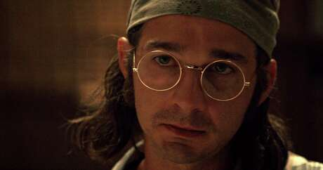 """This image released by Amazon Studious shows Shia LaBeouf in a scene from """"Honey Boy."""" (Amazon Studious via AP)"""