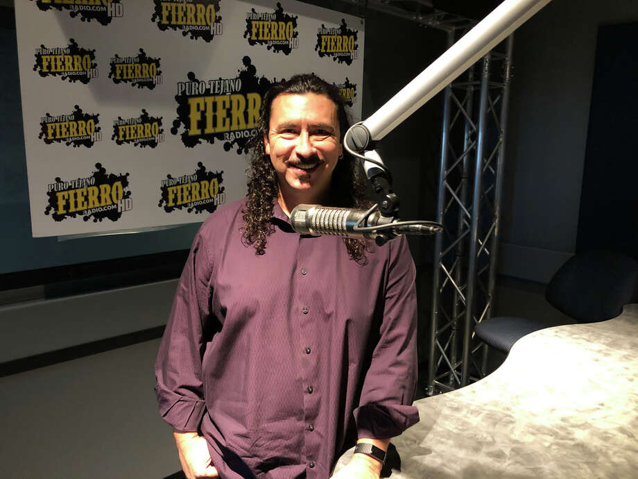 Bo Corona is on the air from Houston on Fierro 101.1 HD2. Photo: Annie Brow, Joey Guerra / Joey Guerra