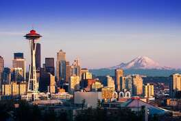 #30. Seattle-Tacoma, WA - Annual average of unhealthy ozone days in 2015-2018: 5.75 - Unhealthy ozone days in 2018: 6 - Total unhealthy ozone days in 2015-2018: 23 - Annual average of unhealthy ozone days in 2000-2014: 4.3 (#49 highest) With an exploding population and serious smoke issues stemming from wildfires, the Seattle area experiences periods of extremelypoor air quality. Wildfire smoke from fires in Oregon, California, and Canada have all impacted Seattle's air quality, along with tailpipe emissions and industrial sources. You may also like: 10 ways nature and animals forecast the weather This slideshow was first published on theStacker.com