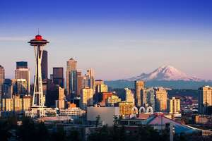 #30. Seattle-Tacoma, WA    - Annual average of unhealthy ozone days in 2015-2018: 5.75  - Unhealthy ozone days in 2018: 6  - Total unhealthy ozone days in 2015-2018: 23  - Annual average of unhealthy ozone days in 2000-2014: 4.3 (#49 highest)    With an exploding population and serious smoke issues stemming from wildfires,  the Seattle area experiences periods of extremelypoor air quality . Wildfire smoke from fires in Oregon, California, and Canada have all impacted Seattle's air quality, along with tailpipe emissions and industrial sources.     You may also like:    10 ways nature and animals forecast the weather      This slideshow was first published on  theStacker.com