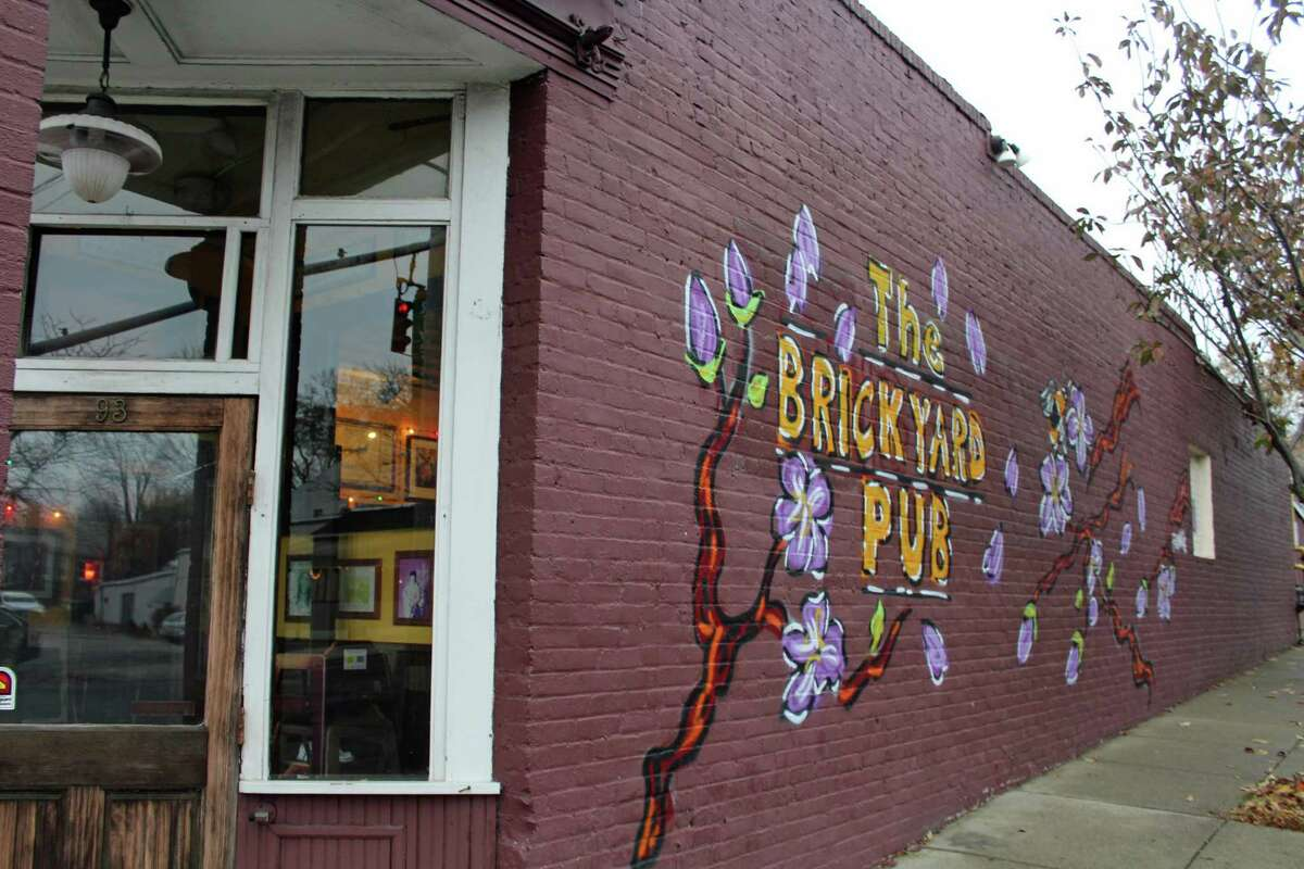 Brickyard Pub, located at 93 Post Rd.