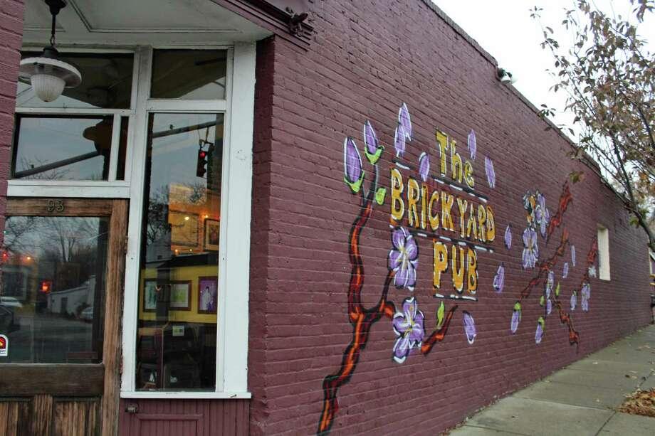 Brickyard Pub, located at 93 Post Rd. Photo: Rachel Scharf / Hearst Connecticut Media