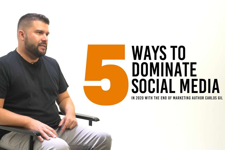 Image result for 5 Ways to Dominate Social Media Marketing in 2020