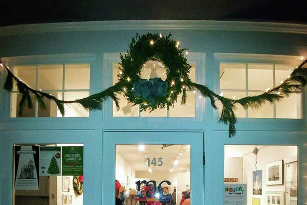 Get ready for the holidays with the Rowayton Arts Center Holiday Gift Show, running Nov. 29 through Dec. 24.