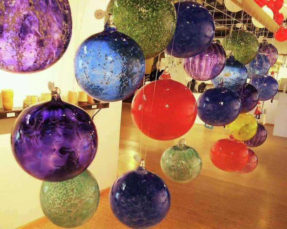 Unique gifts will be available for purchase during the Edwardsville Arts Center's Holiday Show this week. The show, which begins Friday at 6 p.m., features handmade items intended for the gift-giving season. Photo: For The Intelligencer