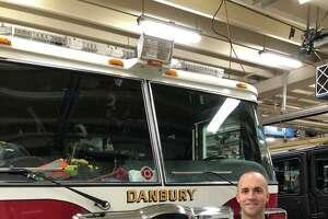 Danbury FirefighterJeff Nolet