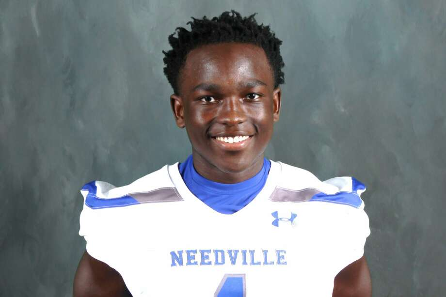 In a 40-33 bi-district playoff win over Canyon Lake, Ashton Stredick had 33 carries for 508 yds and five touchdowns Photo: Courtesy Needville High School
