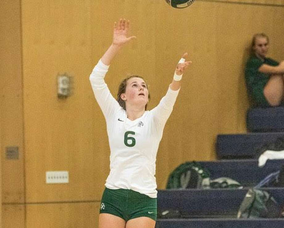 ALDEN STANDLEY Sacred Heart Cathedral Volleyball Photo: SportStars Magazine