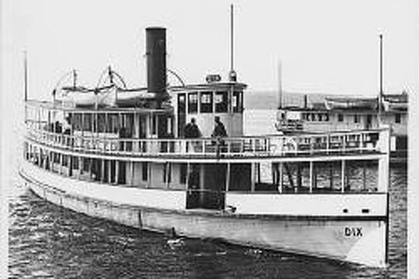 Passenger steamer launched by Craford & Reid at Tacoma in 1904. Designed for the short run across Elliott Bay to Alki Point, it made 19 round trips daily.