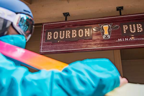 Michael Mina will open Bourbon Pub at Lake Tahoe this month.