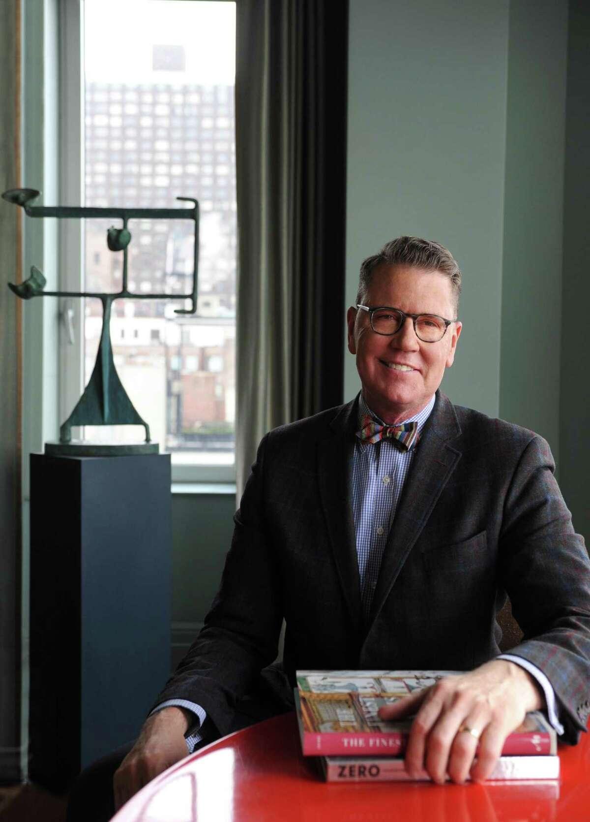 Interior designer Thomas Jayne will speak at the 2019 Theta Charity Antiques Show.