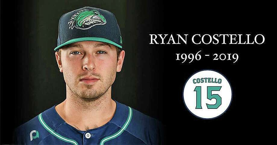 Ryan Costello, 23, is remembered on the Auckland Tuatara baseball team's Facebook page. Costello, a Connecticut native, was found dead in his Auckland hotel room days after joining the Auckland Tuatara in the Australian Baseball League. Costello played for Wethersfield, Conn. high school and Central Connecticut State. In 2017, he was drafted by the Mariners. He was dealt to the Twins in July 2018.