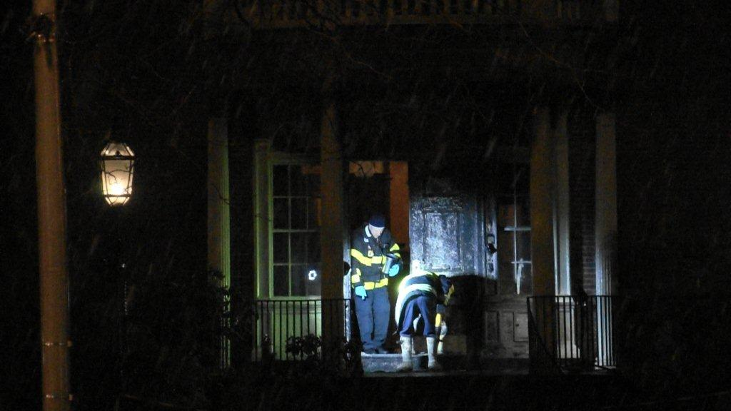 Fire damages Fort Orange Club in Albany
