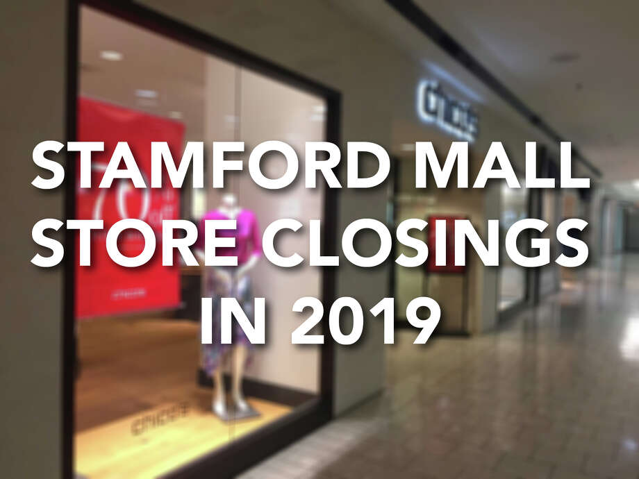 Continue ahead for a look at the stores that have closed in the Stamford Town Center in 2019.  Photo: Contributed