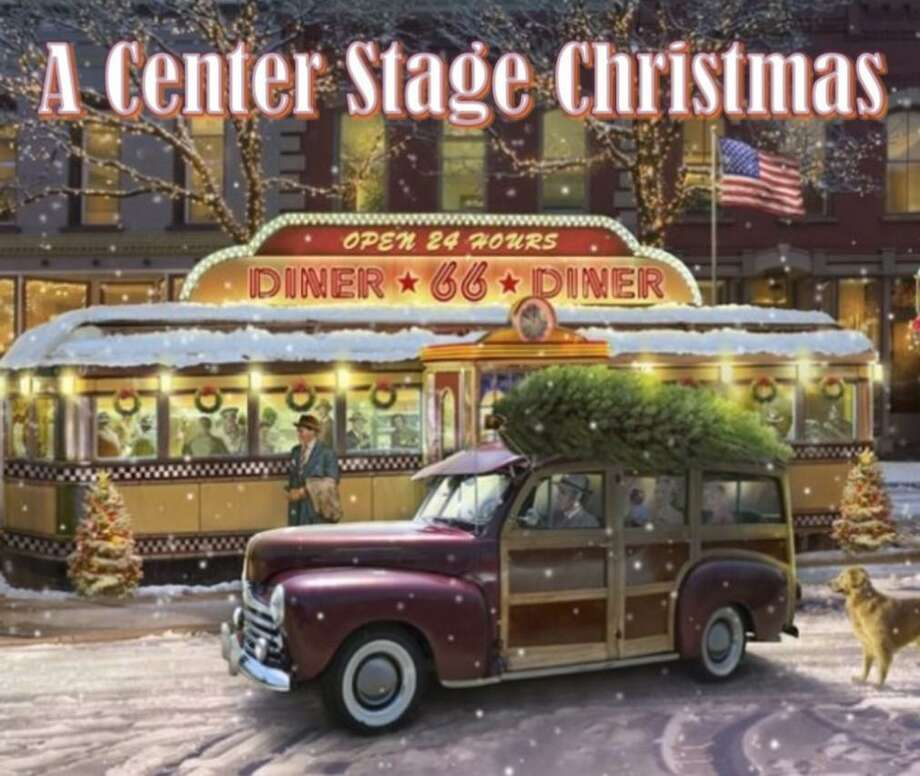 A Center Stage Christmas will run weekends from Dec. 6 to 22. Photo: Contributed Photo / Connecticut Post