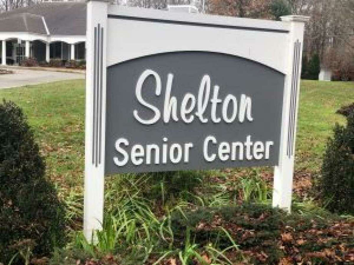 The Shelton Senior Center.