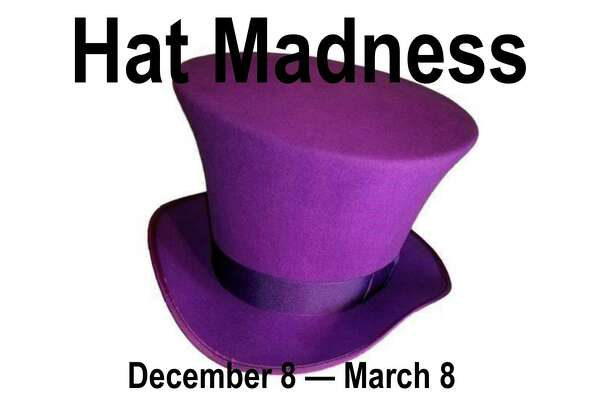 """The New Canaan Museum & Historical Society's new exhibition, """"Hat Madness,"""" opens December 8, with a reception from 1:30 to 3 p.m."""