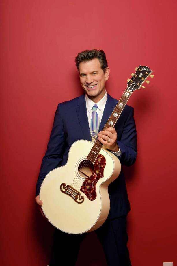 Chris Isaak brings his holiday show to the Ridgefield Playhouse on Nov. 26. Photo: Contributed Photo / MACFLY CORP