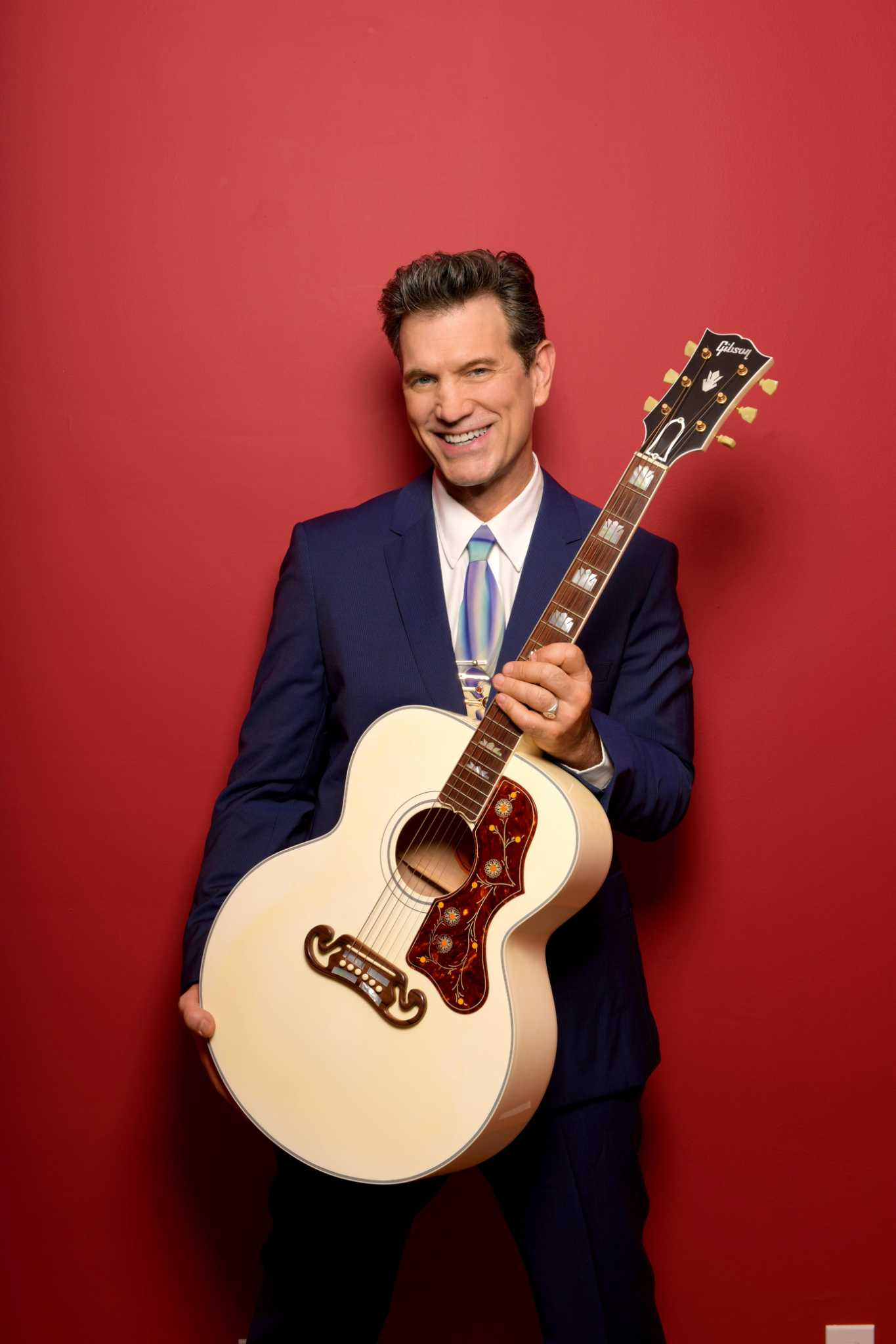Christmas is coming early when Chris Isaak heads to the