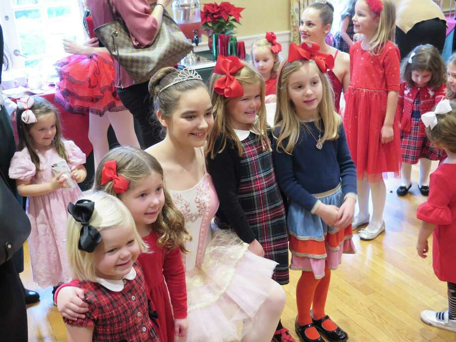 Mother/daughter nutcracker tea will be offered Sunday, Dec. 1 at the DCA Photo: DCA