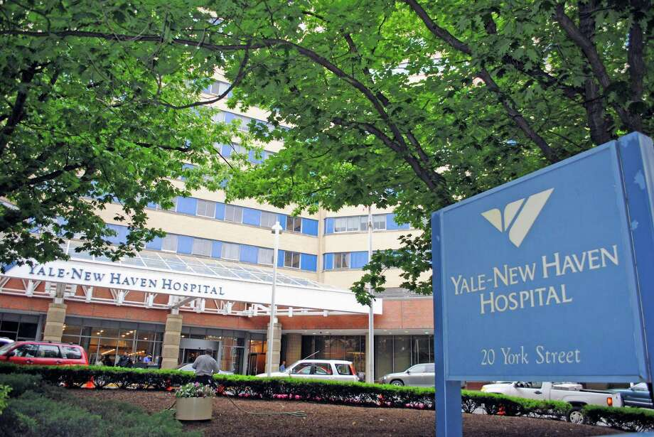 Yale New Haven Hospital Photo by Jen Fengler/ New Haven Register